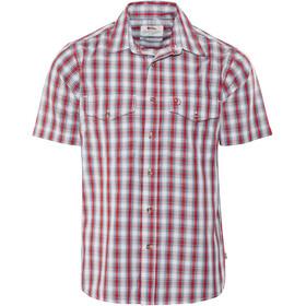 Fjällräven Abisko Cool - T-shirt manches courtes Homme - rouge